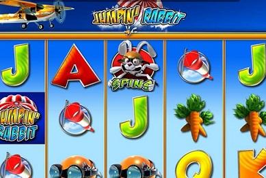 Jumpin' Rabbit Online Slot Described