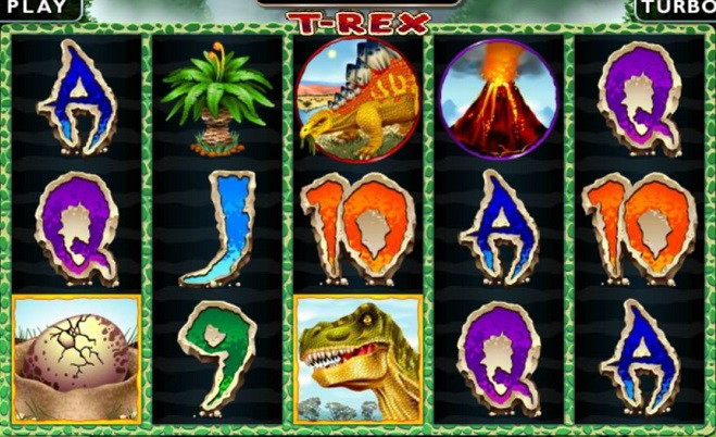 T-Rex Slot Introduced Online to Players